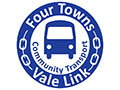 Four Towns and Vale Link logo