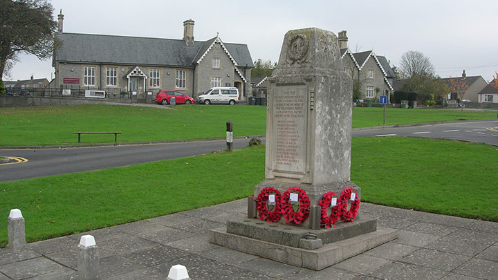 Photo of Cenotaph at The Green in Stoke Gifford